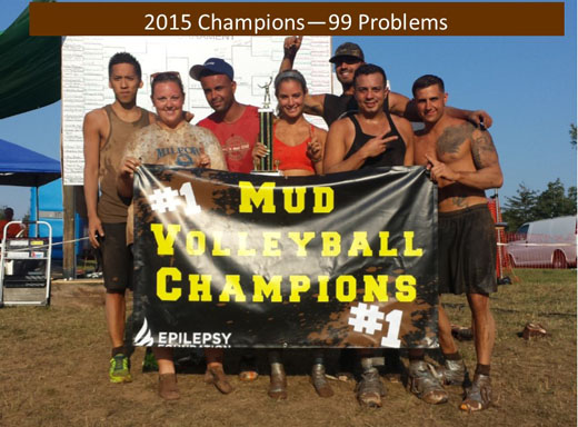2015 Champions - 99 Problems