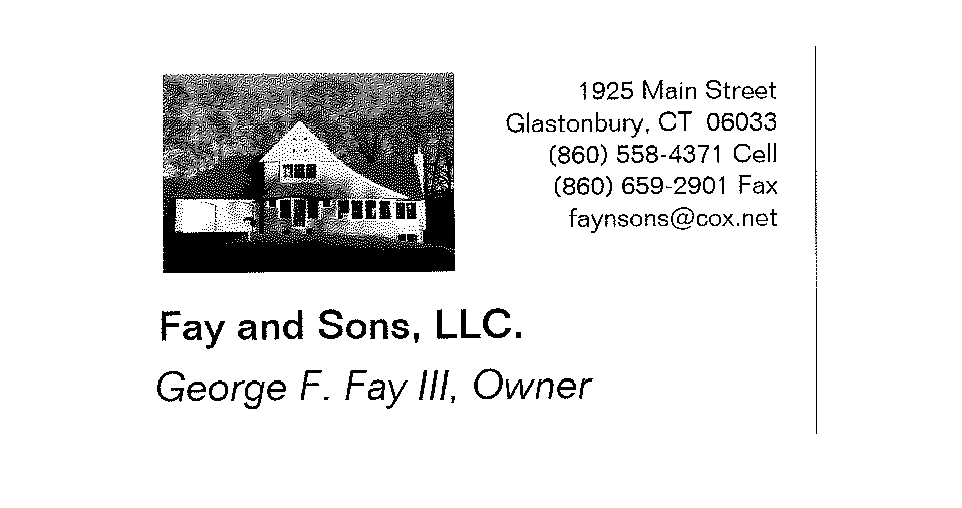 Fay and Sons, LLC