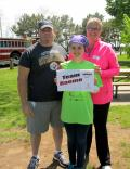 8th Annual Sharon's Ride.Run.Walk for Epilepsy 2012