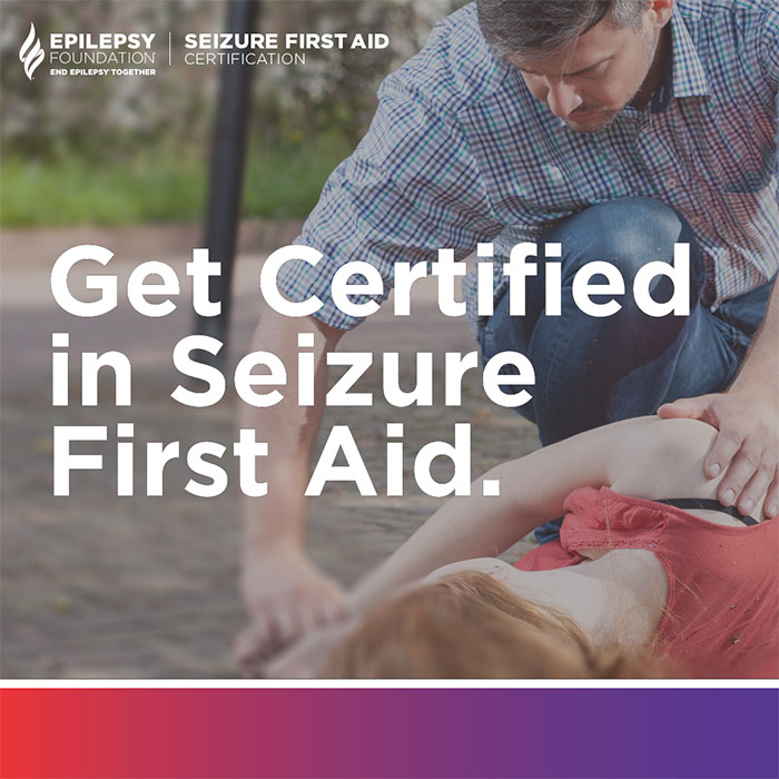 Seizure First Aid Training in Connecticut