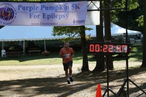 2nd Annual Purple Pumpkin 5K For Epilepsy- 2019