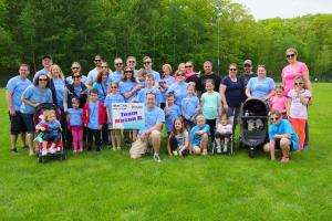 2017 Walk in Tolland
