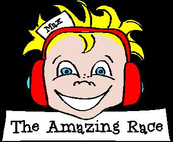 Max: The Amazing Race